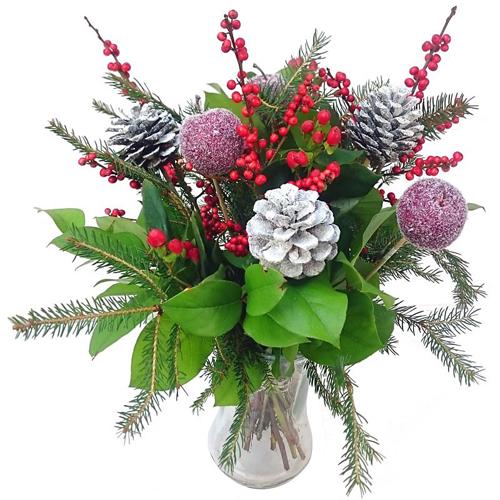 Immagini Di Fiori Natale.Aggiunga Un Tocco Floreale Ai Vostri Fiori Di Natale Qfiori