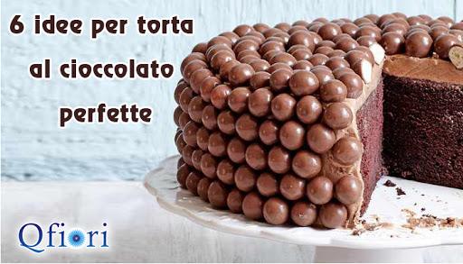 6 Perfetto Compleanno Idee Torta Al Cioccolato Qfiori