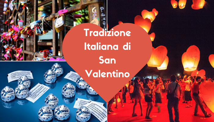 Tradizione Italiana di San Valentino