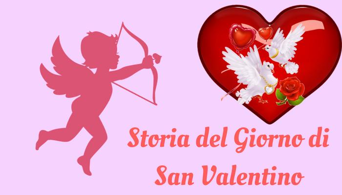 Storia del Giorno di San Valentino
