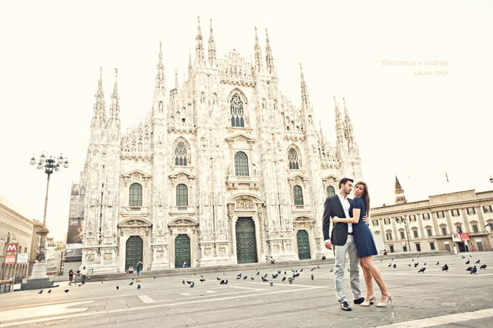 Milano: Una Metropoli Romantica