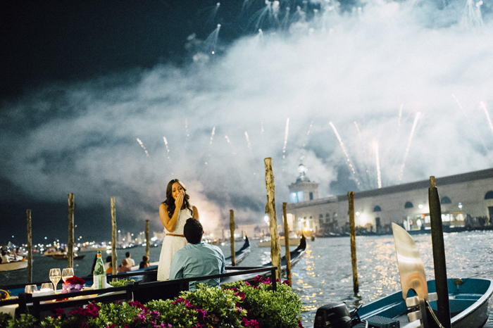 Venezia: Gondole e Romanze