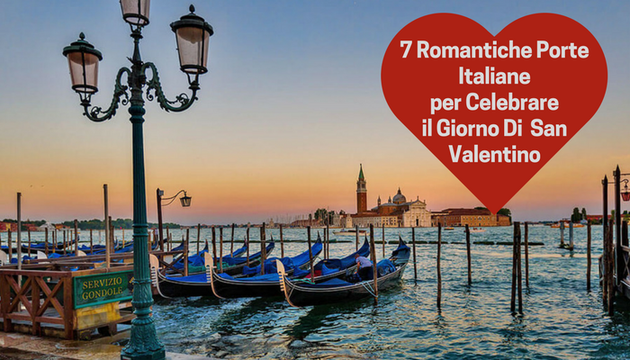 7 Romantiche Porte Italiane per Celebrare il Giorno Di San Valentino