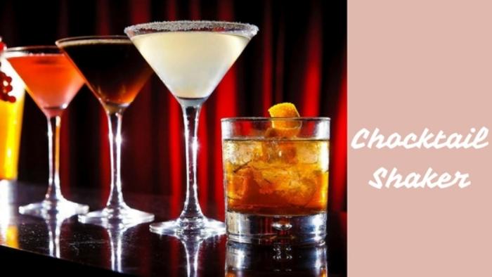 Chocktail Shaker