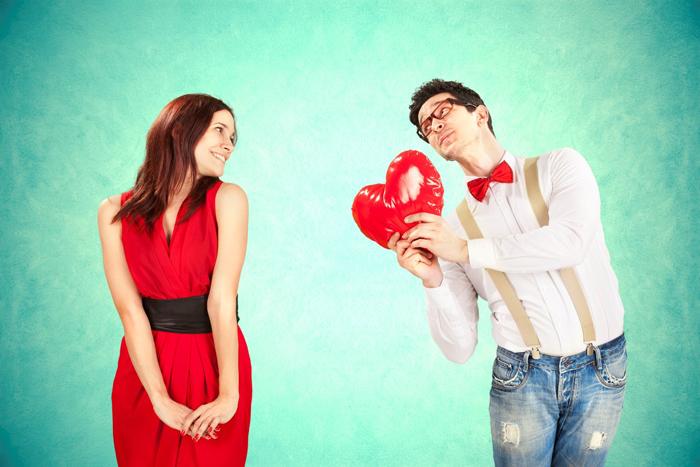 Per l'amore insolito e divertente