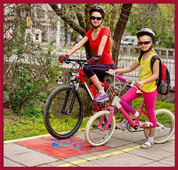 Fai Un Giro In Bicicletta