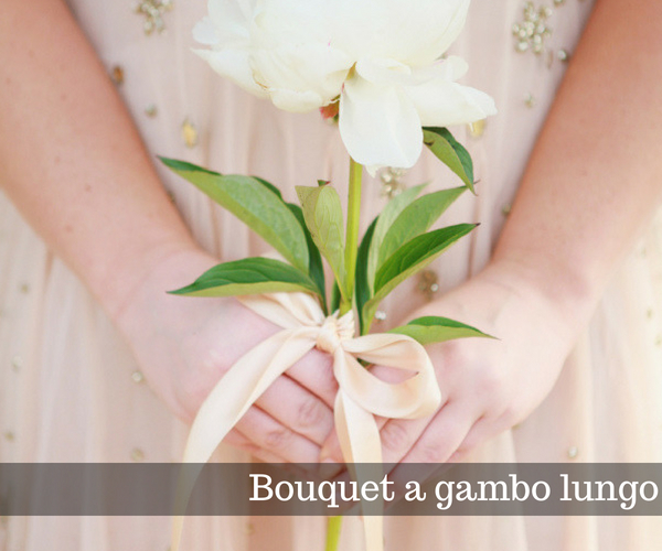 Bouquet a Gambo Lungo