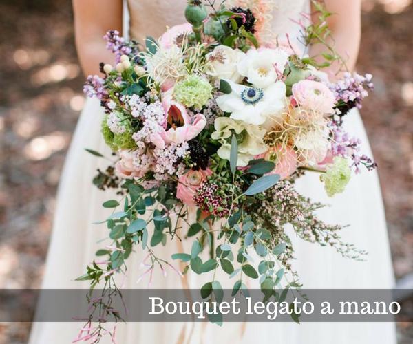 Bouquet Legato a Mano