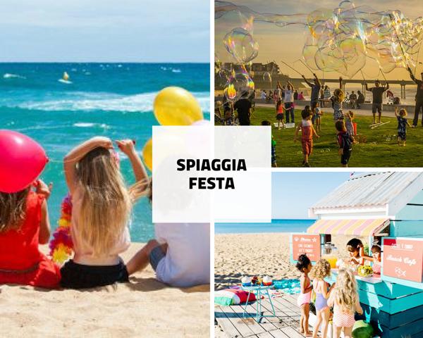 Spiaggia Festa