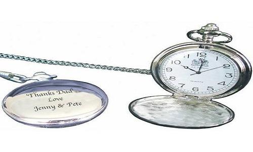 Orologio Da Tasca Favoloso Personalizzato Per L'apprezzamento