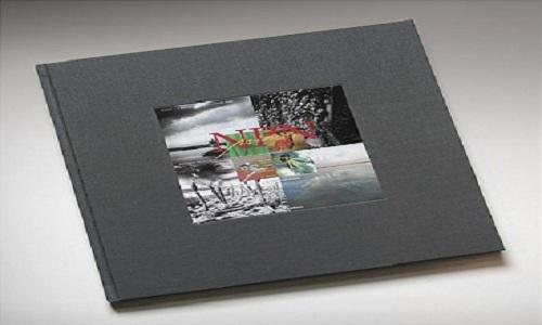 libro di fotografie minuto di raggiungimento di vita