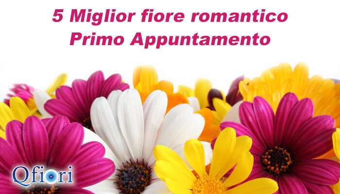 5 Miglior fiore romantico primo appuntamento