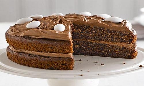 Torta brownie con design speciale