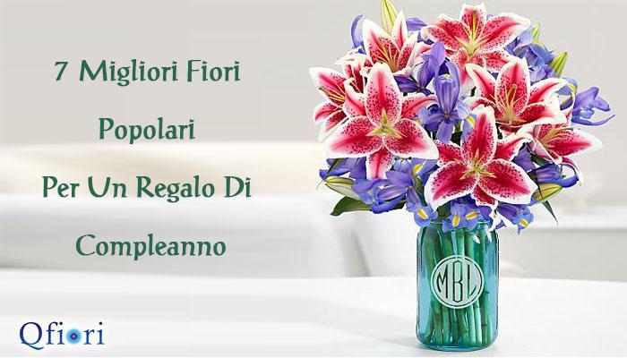 7 fiori unici di significato per dare su anniversario