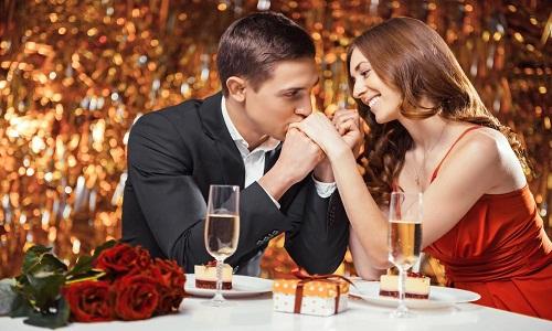 2. Scegli il momento migliore per dirlo come San Valentino: