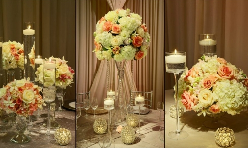 5. Centerpieces Flowers –