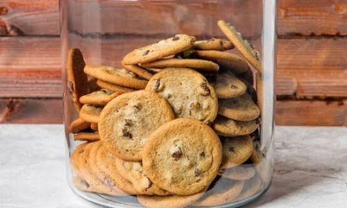 2. cookie barattolo