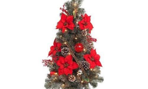 3. Albero di Natale Fuori, Fiore in vaso