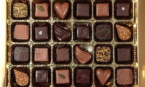 4. Una scatola di cioccolatini
