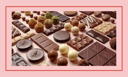 3) cioccolatini gustosi
