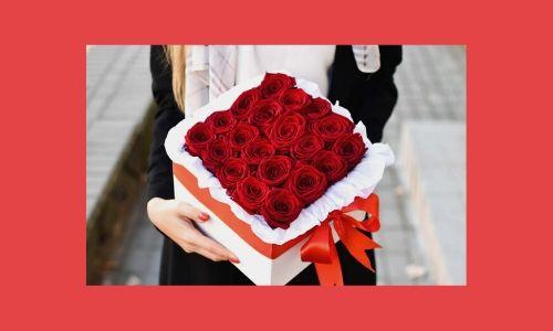 4. Scatole di rose perfette