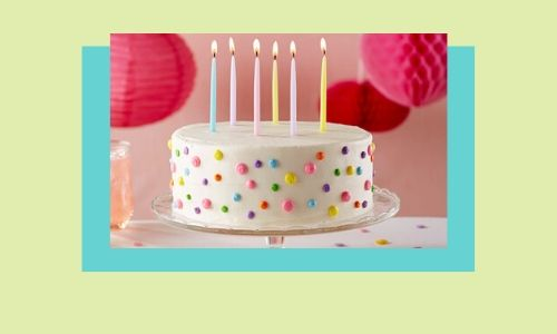 2. Torta di compleanno special