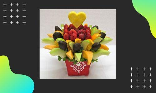 4. Bouquet di frutta fresca