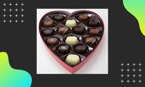 5. Regalo al cioccolato