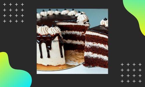 6. Torta deliziosa