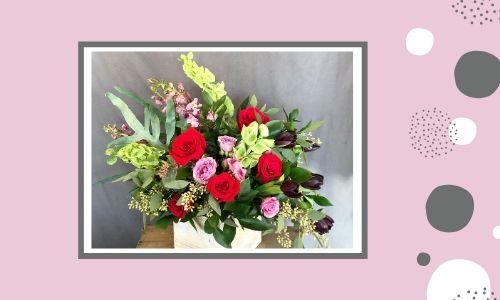 2. Fiore romantico
