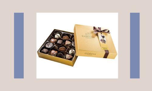 4. Scatola di cioccolato