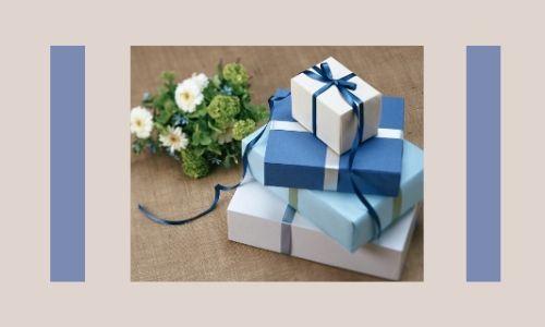 6. Saluti e regali