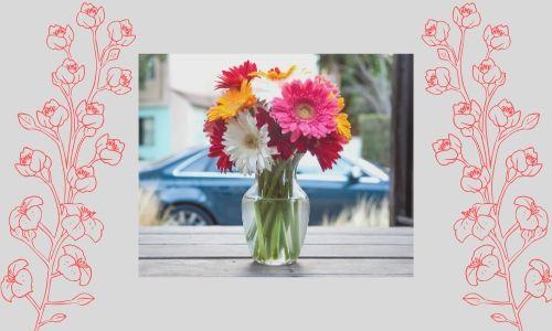 5. Bouquet di margherite
