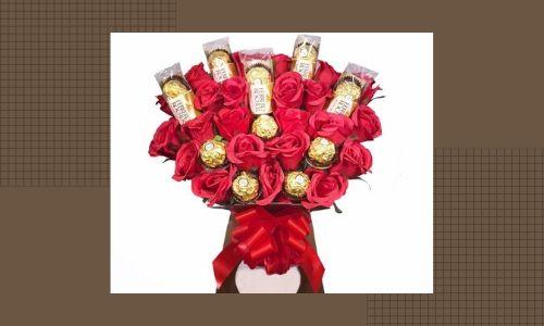 2. Mazzi di cioccolato