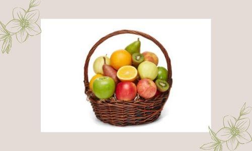 6. Cestini di frutta