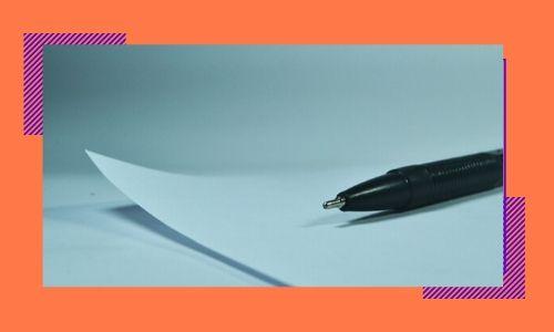 6) Scrivi un messaggio perfetto