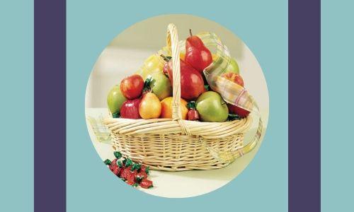 2. Cestini di frutta speciali