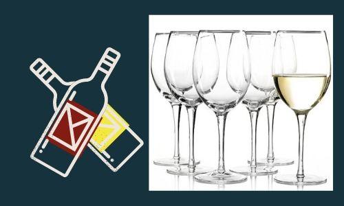 6. Bicchieri da vino speciali