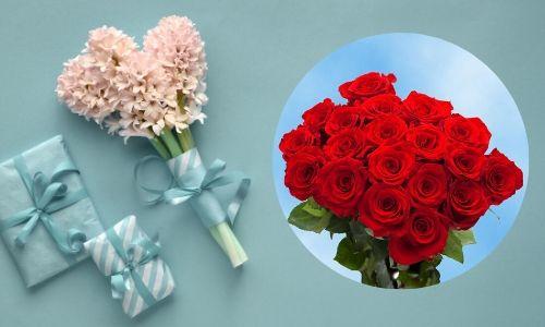6. Bouquet di rose speciale