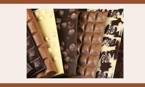 6) Cioccolato assortito