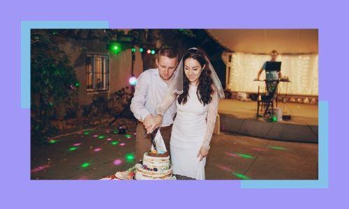 3. Taglio della torta
