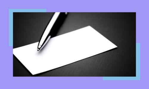 5. Scrivi un messaggio