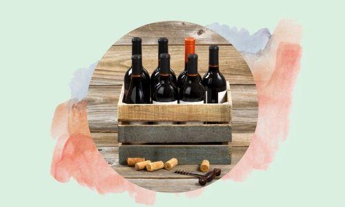 1. Scatola del vino
