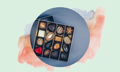 5. Scatola di cioccolato