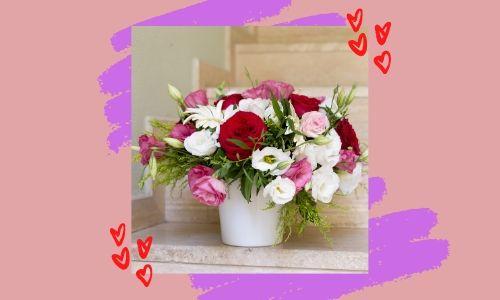 1. Bellissimo Fiore Bouquet