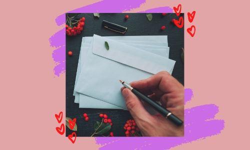 7. Lettera commovente del cuore