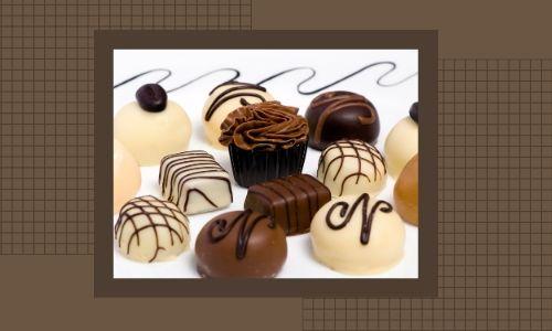 2) Cioccolatini personalizzati