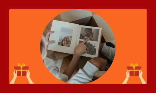 2. Regali fotografici personalizzati