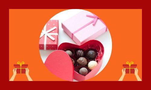 5. Scatola perfetta di cioccolato