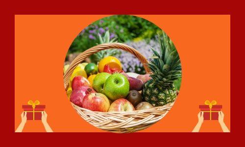 6. Cesto di frutta